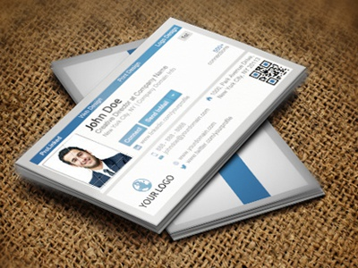 Social media business card template by jason lets just design social media business card template by jason lets just design dribbble flashek Gallery