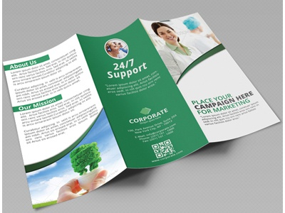Creative Corporate Tri Fold Brochure Vol 3 By Jason | Lets Just