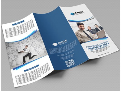 Creative Corporate Tri Fold Brochure Vol 12 By Jason | Lets Just