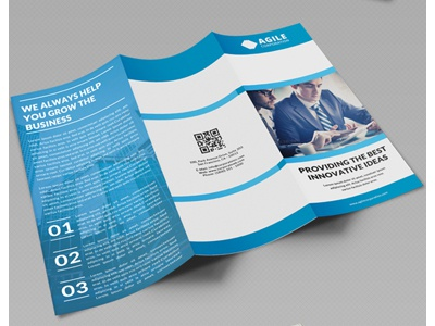 Creative Corporate Tri Fold Brochure Vol 18 by Jason | Lets Just ...