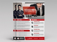 Corporate Flyer Template Vol 46
