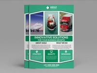 Corporate Flyer Template Vol 49