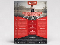 Corporate Flyer Template Vol 50