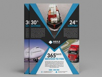 Corporate Flyer Template Vol 51