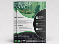 Corporate Flyer Template Vol 52