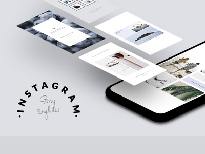 Instagram story templates - Style Food Travel 2 blogger kit travelling lifestyle style fashion light clean modern minimalist pastel minimalistic social media templates social media social media pack instagram posts posts story instagram stories pack instagram stories instagram templates