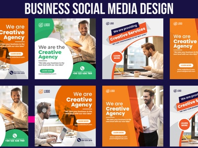 Digital Business Marketing Social Media Banner flyer design trifold brochure corporate flyer flyer template business flyer design company banner corporate banner business banner web banner facebook banner banner design