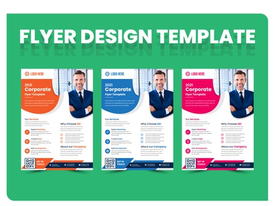 New Flyer Design 2021 for Corporate Business design branding logo banner design flyers flyer design print flyer flyer template business flyer design corporate flyer