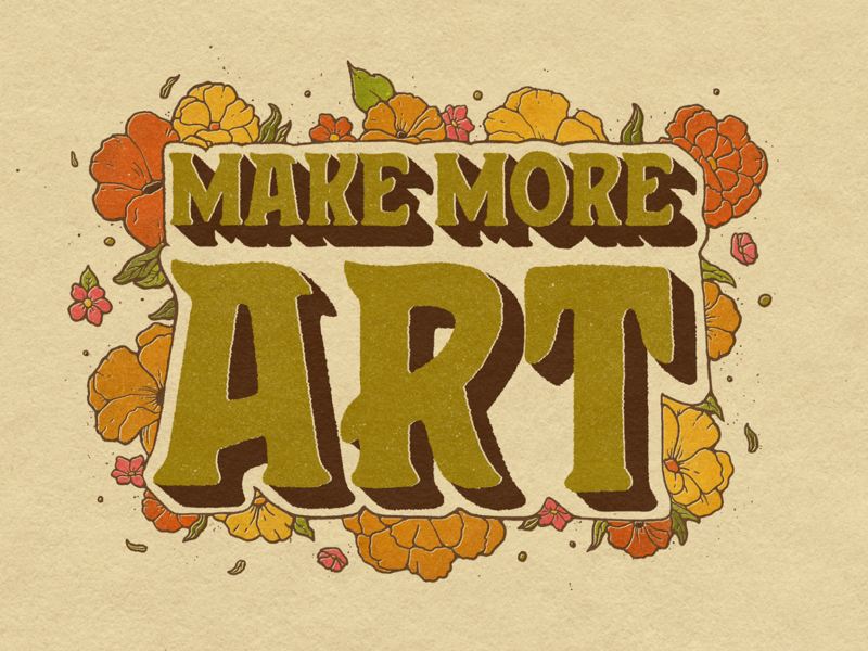 Make More Art