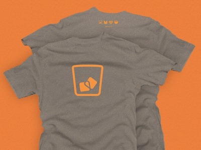 Bourbon tee in the works tshirt bourbon neat bitters