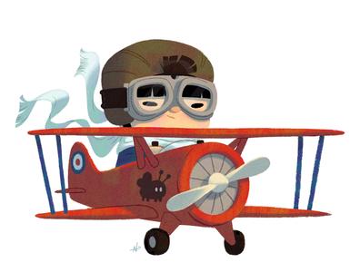 Baby Us: Airplane Boy
