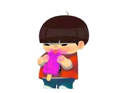 Baby Us: Popsicle Boy