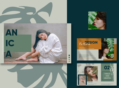 ANICA - PowerPoint Template