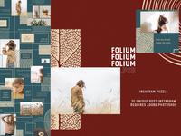 FOLIUM - Instagram Puzzle