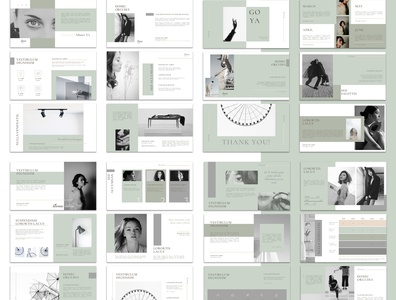 GOYA Powerpoint Template