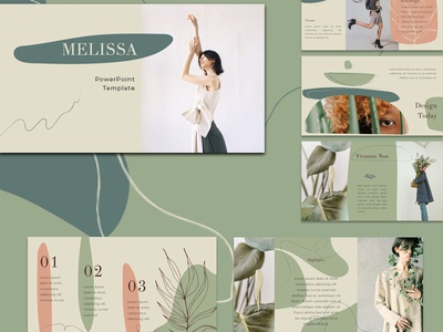 Free - Melissa Powerpoint Template