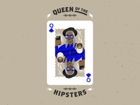 Queen of the Hipsters