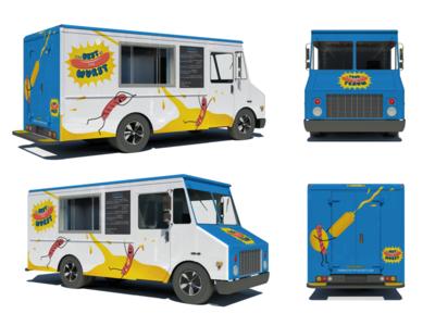 Best of the Wurst: Food Truck Design