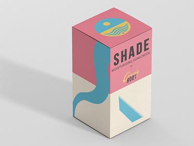 Gnarly Body - Shade Packaging logo packaging branding