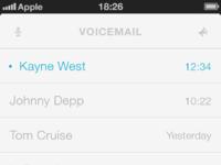 Realpixels voicemail