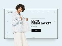 FARRDI Website Concept