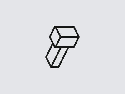 T Letterform
