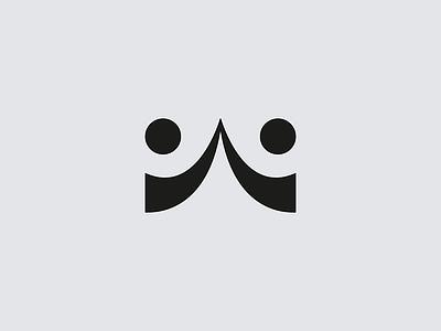 Word mark brand logo letterform