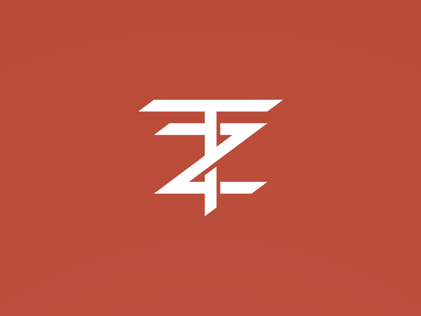 Team Zeal Monogram mark letterform brand team logo logo monogram esports team