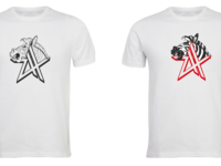 Zebrahead Mascot - shirt designs