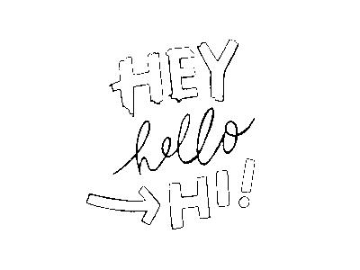 Hey Hello Hi