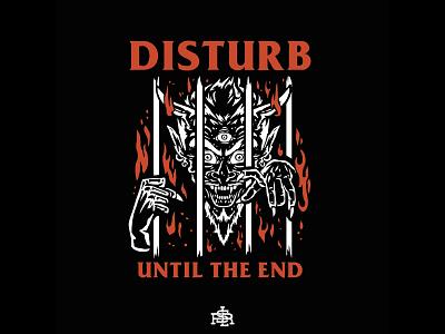 DEVIL JAIL skull blackmetal metal logo music music album deathmetal bandmerch vector shirtdesign clothing design band merch merch design merch merchandise illustration drawing design artwork art