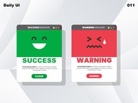 Flash Message - Daily Ui - 011
