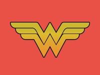 Wonder Woman Vector