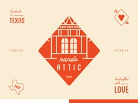 Branding for Nana's Attic