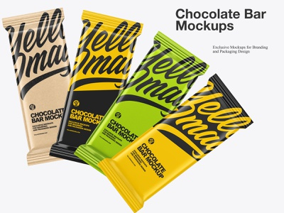 Chocolate Bar Mockups chocolate pack package candy pack chocolate yellow images buy download free chocolate bar 3d logo psd mockup tools mockup