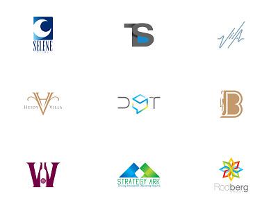 Logofolio v.1 branding logodesigner logodesign logotype logos logo