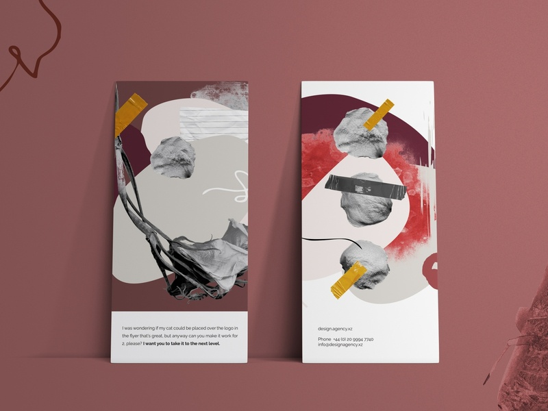 Abstract Garden. visual identity visual design vector textured packaging design illustration design branding brand identity brand design art abstract