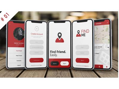 Find Me App