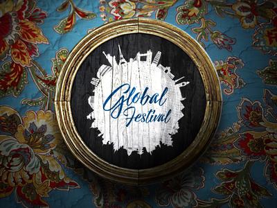 Global Festival logo