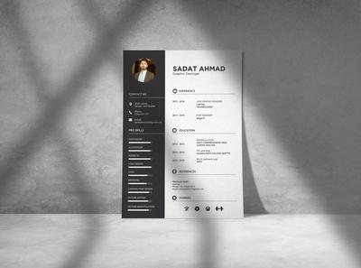 CV,Resume Design