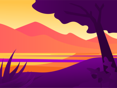 Landscape Senja