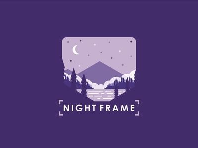 night frame logo