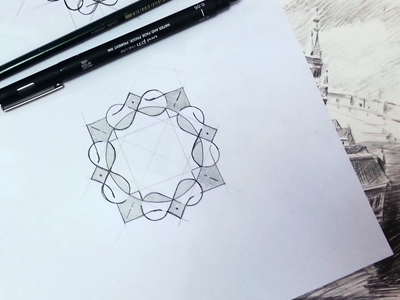 Sketching Logo