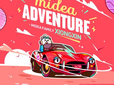 MIDEA FAMILY_MON