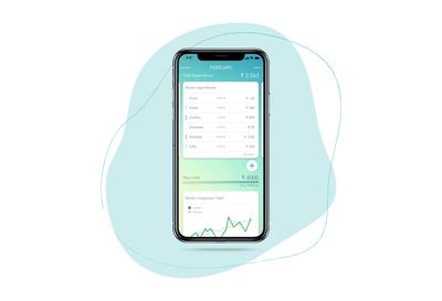 Expense Tracker UI