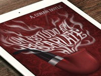 Hand lettering for ebook cover