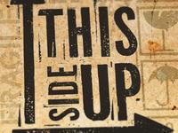 iPhone Typographic wallpaper