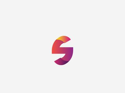 S Letter Logo Concept