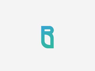 Letter B Logo Concept