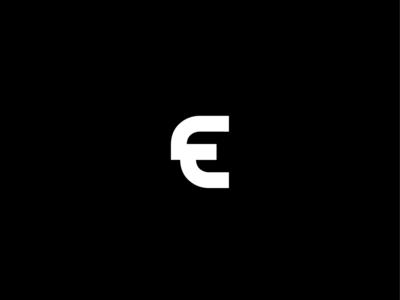 Letter E Logo Concept